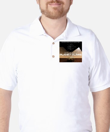 planetclaireT Golf Shirt