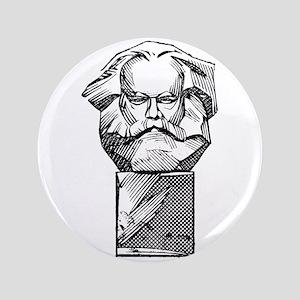 Karl Marx 3.5&Quot; Button