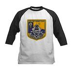 USS OKLAHOMA CITY Kids Baseball Jersey