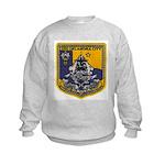 USS OKLAHOMA CITY Kids Sweatshirt