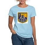 USS OKLAHOMA CITY Women's Light T-Shirt