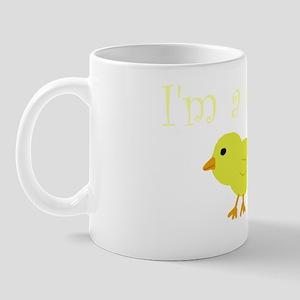cutechicktransparent Mug