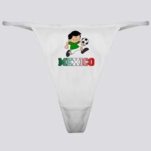Mexican Soccer Football Classic Thong