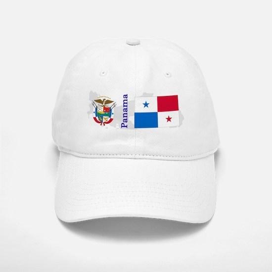 Panama Baseball Baseball Cap