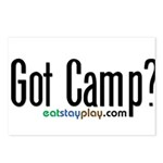 Got Camp? Postcards (Package of 8)