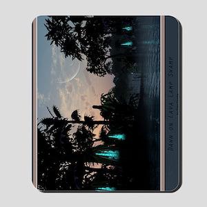 poster_lavalampswamp_17x11_vert Mousepad