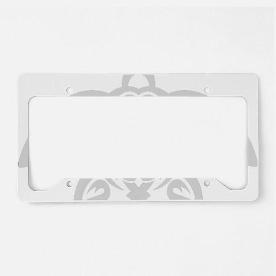 sea_turtle-g License Plate Holder