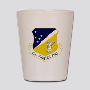 49th FW Shot Glass