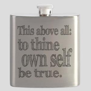 self be true Flask