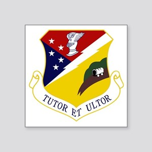 "49th FW - Tutor Et Ultor -  Square Sticker 3"" x 3"""