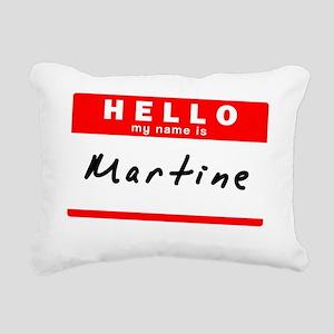 Martine Rectangular Canvas Pillow