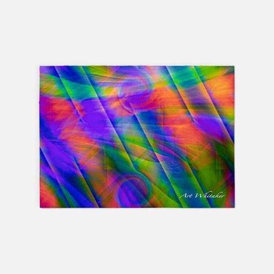 Color Splash     42 28        200 5'x7'Area Rug