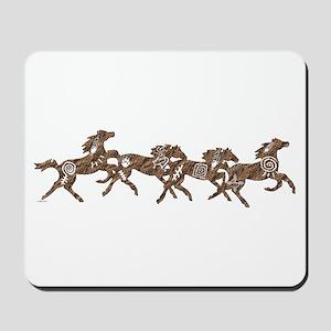 Stone Ponies Mousepad