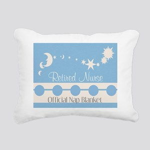 RN blanket 1 Rectangular Canvas Pillow