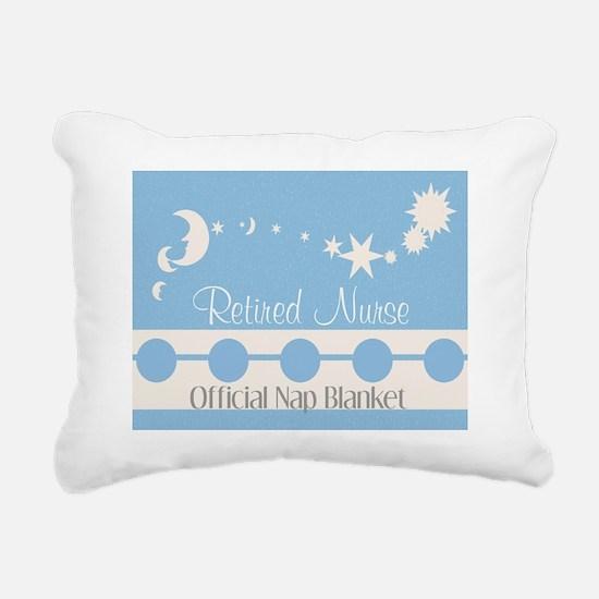RN blanket 1 Rectangular Canvas Pillow