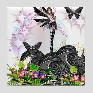 Garden Fairies - Elf Series6 Tile Coaster