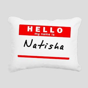 Natisha Rectangular Canvas Pillow