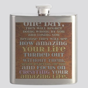 one day poster Flask