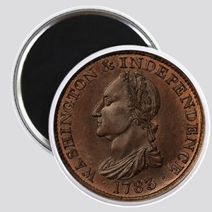 1783Washington 12x12 Magnet