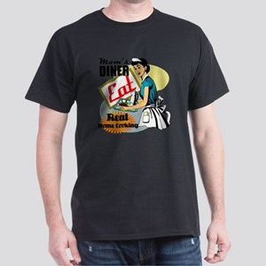 MOMS-DINER Dark T-Shirt