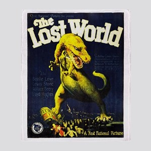 LostWorld1925 Throw Blanket