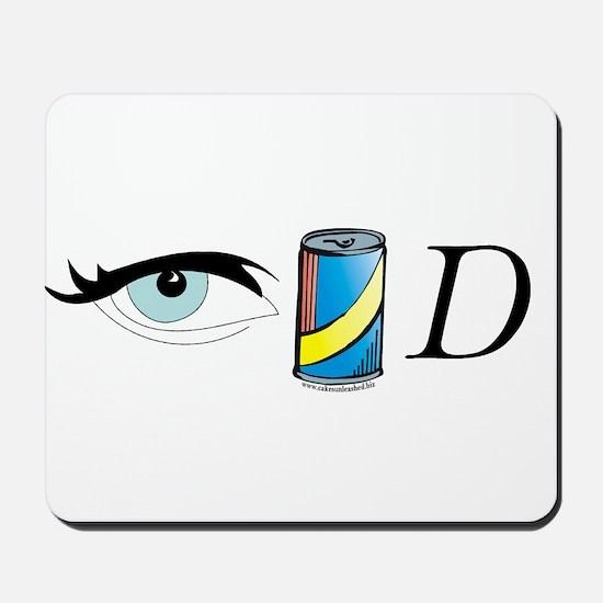 Eye Candy I Mousepad