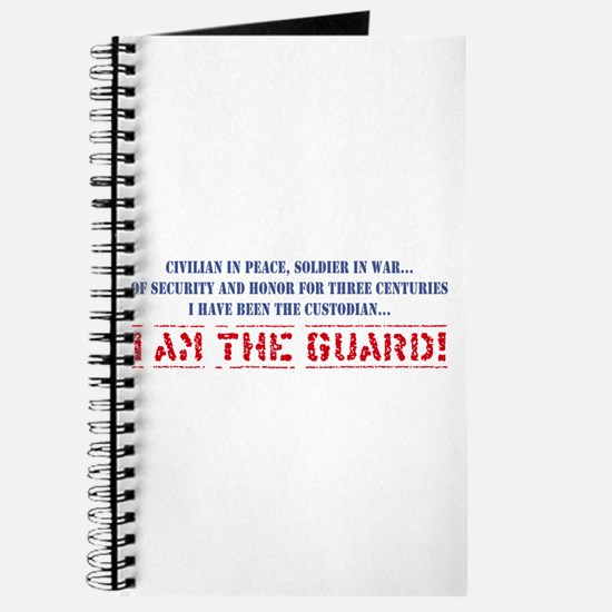 I Am The Guard! Journal