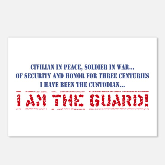 I Am The Guard! Postcards (Package of 8)