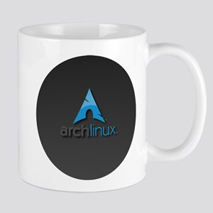 PK0043-archlinux Stainless Steel Travel Mugs