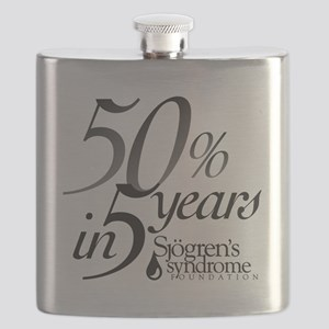 50-5_Logo-bwB Flask