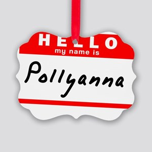 Pollyanna Picture Ornament