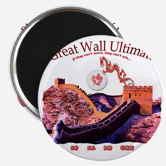 GreatWallDesign Magnet