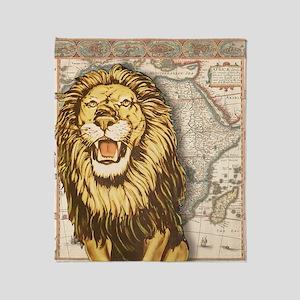 Lion7100 Throw Blanket