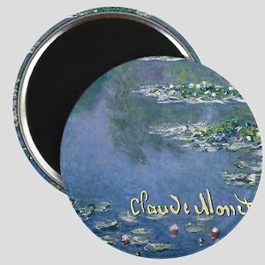 MonetWaterLillies7100 Magnet