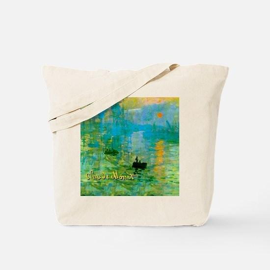 MonetSunrise7100 Tote Bag