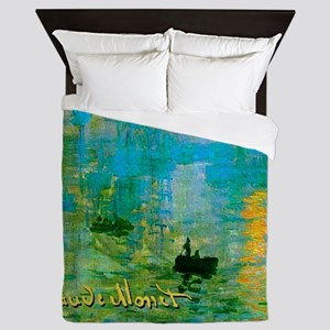 MonetSunrise7100 Queen Duvet