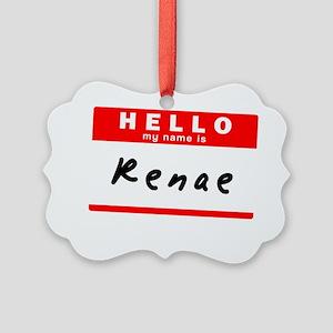 Renae Picture Ornament
