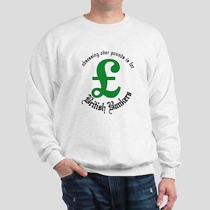 British Bankers Sweatshirt