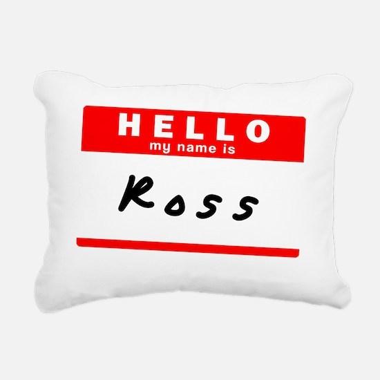 Ross Rectangular Canvas Pillow