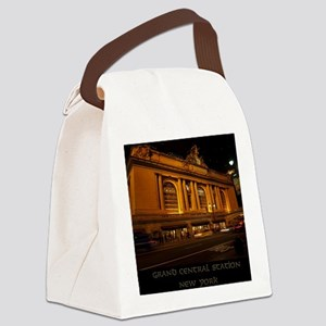 nyny3 Canvas Lunch Bag