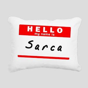 Sarca Rectangular Canvas Pillow