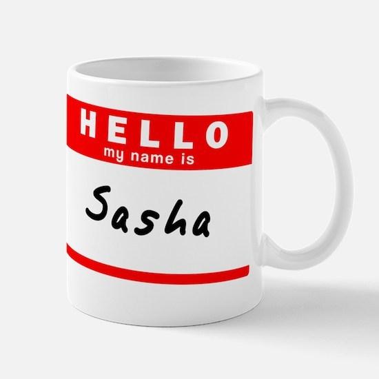 Sasha Mug