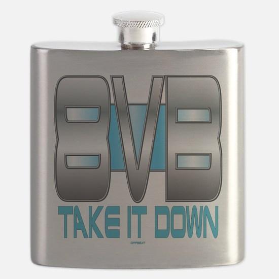 Take It Down dk Flask