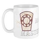 The Mark Master Masons Mug