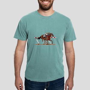 Jockey on Racehorse T-Shirt