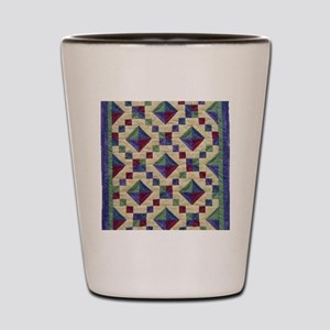 jewel_box_sq Shot Glass