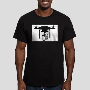 UAV Drone Silhouette T-Shirt