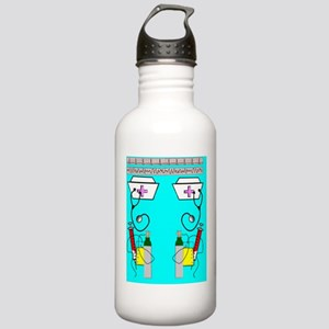 ff 1 Stainless Water Bottle 1.0L