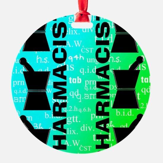 FF PHARMACIST 2 Ornament
