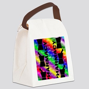 FF PHARMACY 5 Canvas Lunch Bag